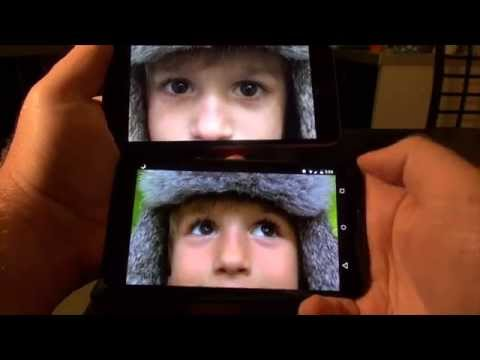 Nexus 6 vs iPhone 6 Plus. Сравнительный обзор.