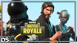Fortnite Battle Royale German PS4 On the Way to the Dark Traveler Skin (Fornite Gameplay English)