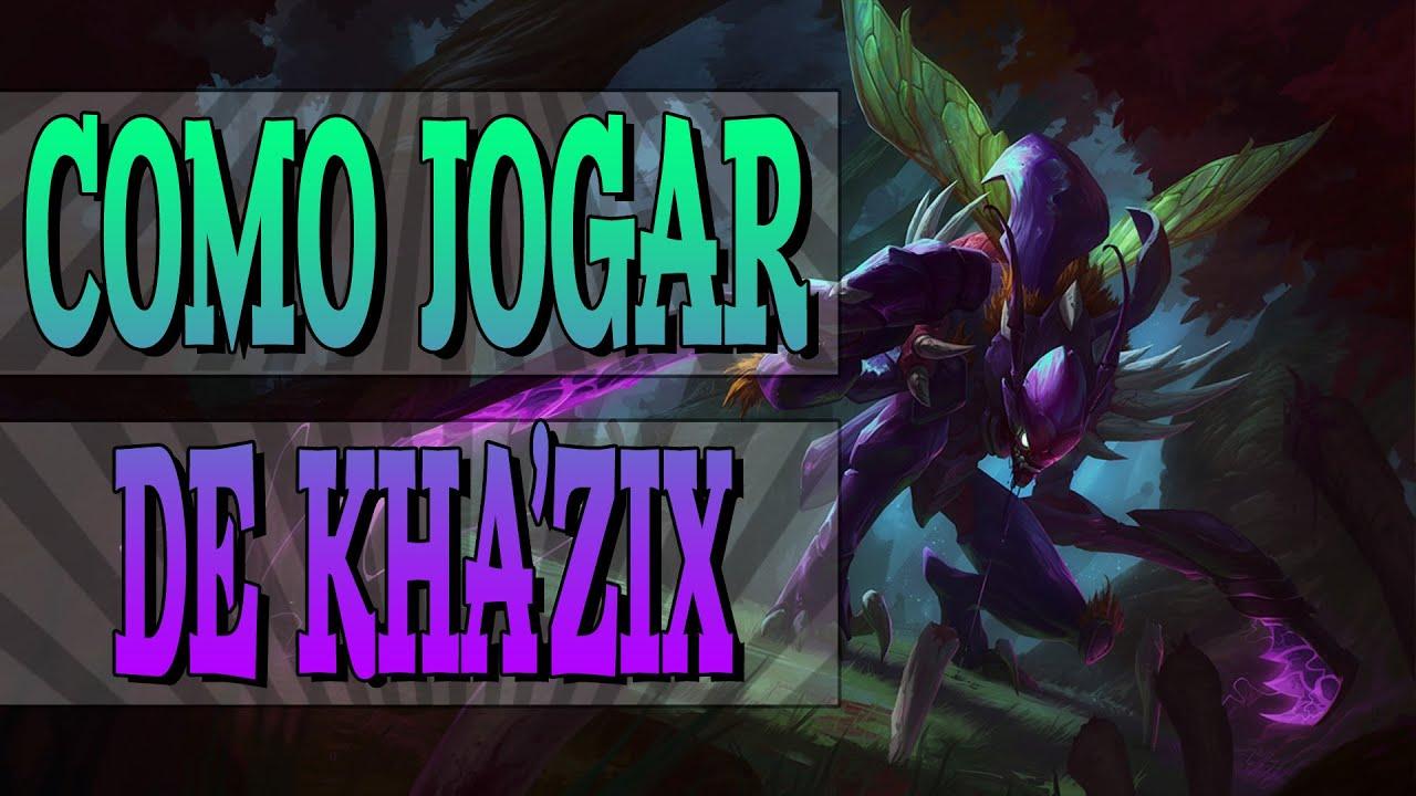 Comprando A Kha Zix League Of Legends By El Shino 27