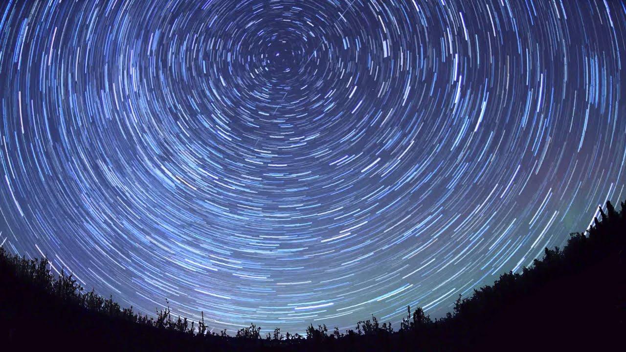star trails -- north of fairbanks, alaska - youtube