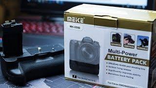 Обзор батарейного блока Meike BG-E8 для Canon 600D