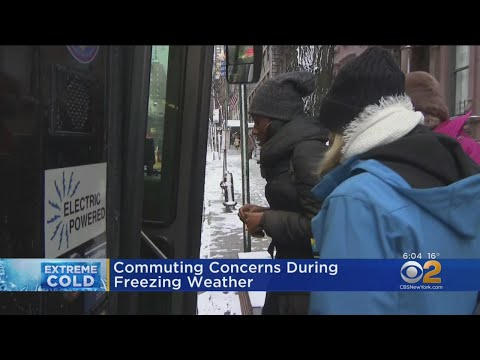 Bitter Blast Creates Chilly Commute For Many – New York Alerts