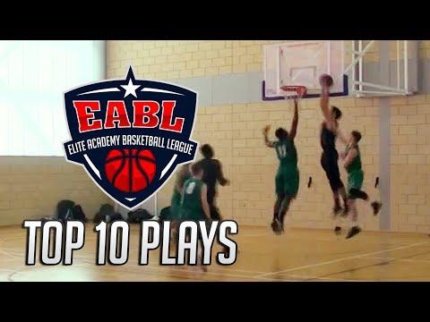 EABL Top 10 Plays Week 5 - 2017/18 Season