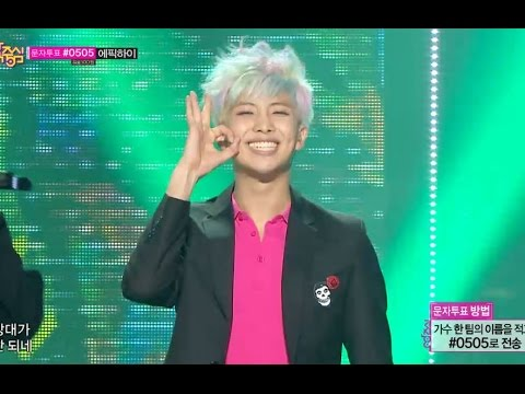 【TVPP】BTS - War of Hormone, 방탄소년단 - 호르몬 전쟁 @ Show! Music Core Live