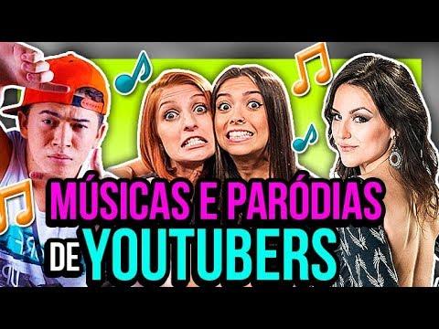 Analisando MÚSICAS e PARÓDIAS de YOUTUBERS feat. KLÉBIO DAMAS | Diva Depressão