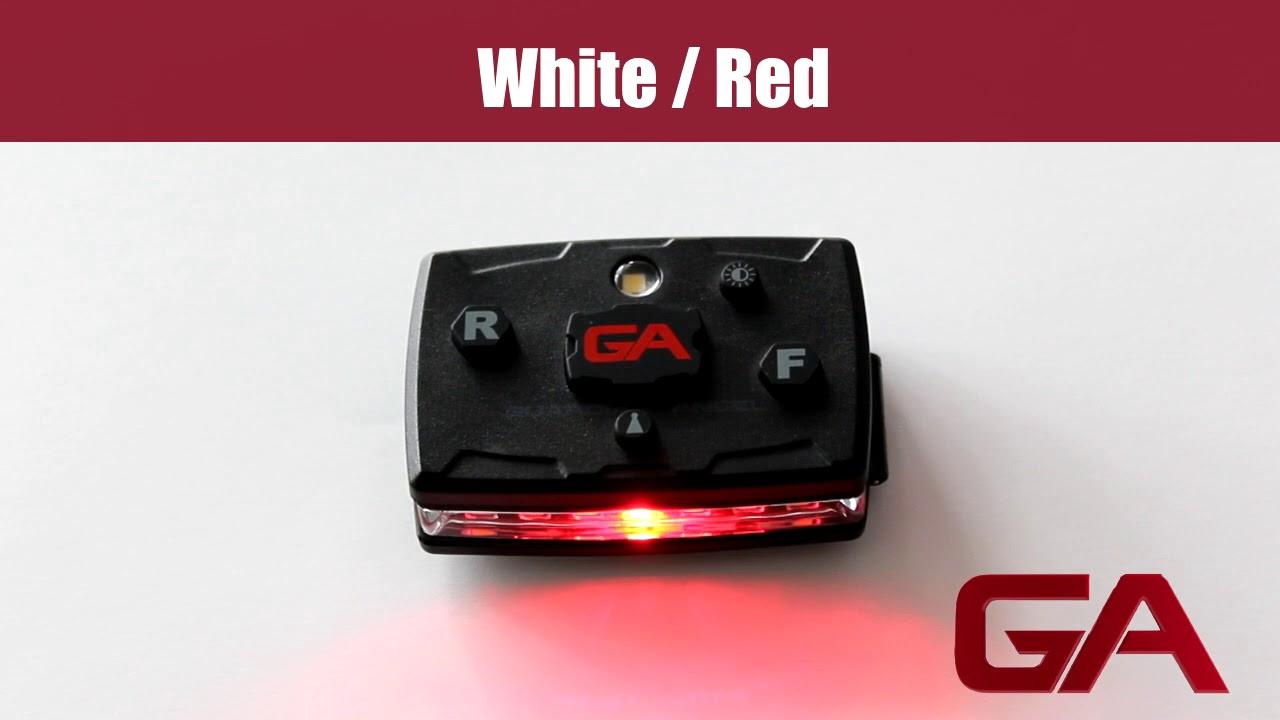 Guardian Angel Elite Series Red White /& Yelllow