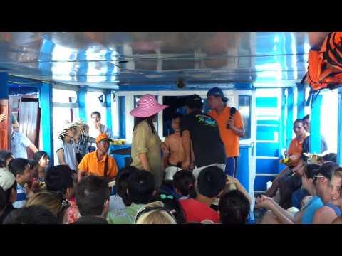 Island tour - Nha Trang reunion 2013