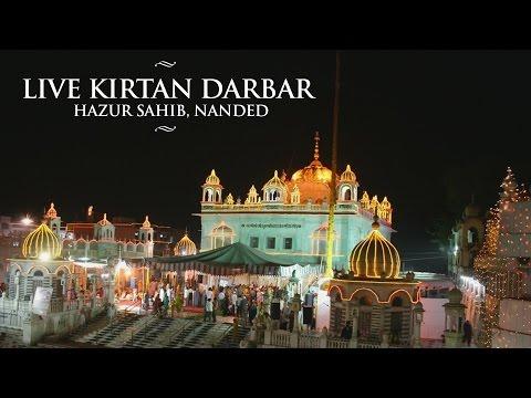 Live Kirtan Darbar from Hazur Sahib | Nanded