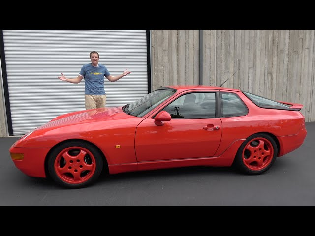 The Porsche 968 Clubsport Is the GT3 You Never Knew About