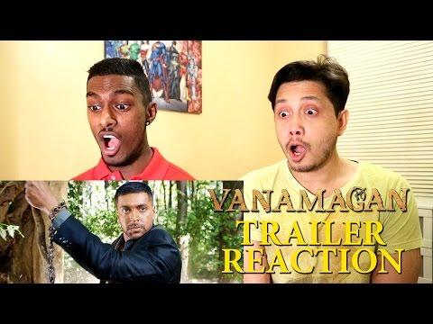 Vanamagan Trailer Reaction & Review |...