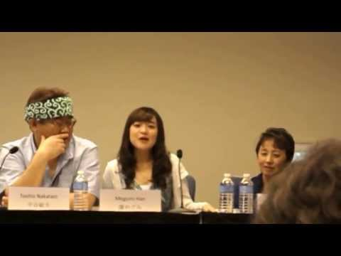 Megumi Han as Gon Freecss (Animazement 2013)