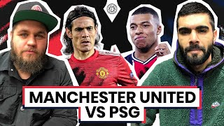 Manchester United 1-3 PSG | Live Stream Watchalong