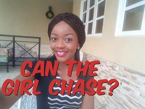 Can The Girl Chase? (Q&A Wednesday)