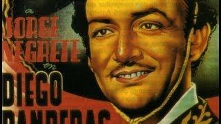 """Jorge Negrete - Película """"Tierra De Pasiones"""""""