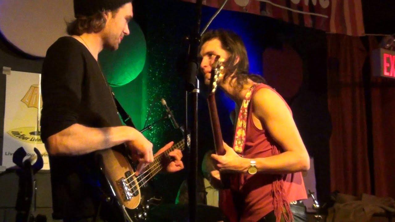 Jett Rebel The Living Room Live In Your NYC Festival Nov 25 2015
