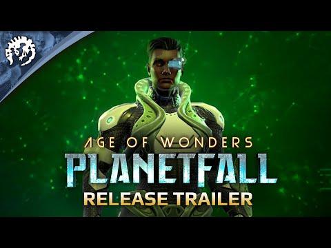 Age of Wonders: Planetfall Release Trailer