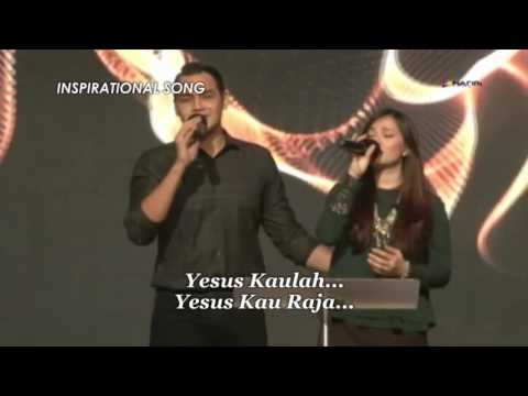 Asmirandah & Jonas Rivanno - Hatiku MenyembahMu (Inspirational Worship 2)