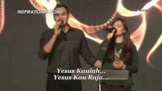 Gambar cover Asmirandah & Jonas Rivanno - Hatiku MenyembahMu (Inspirational Worship 2)