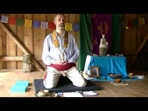 Comment méditer :  une méditation guidée