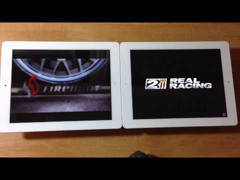 iPad 3 vs iPad 4 - Game Performance Speed Test  - (iPad 3rd Generation vs iPad 4th Generation)