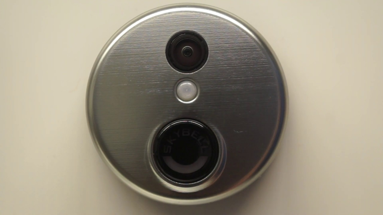 How to change the wifi username and password on your Skybell