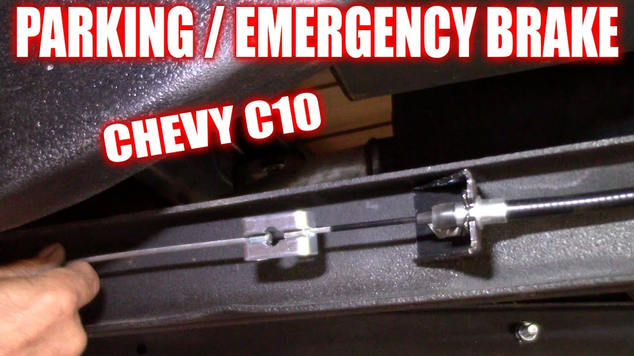 Install Parking Brake Cable Chevy C10 Youtube