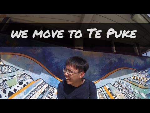 MYGF_DIARY | we move to Te Puke!  | video + blog | 005