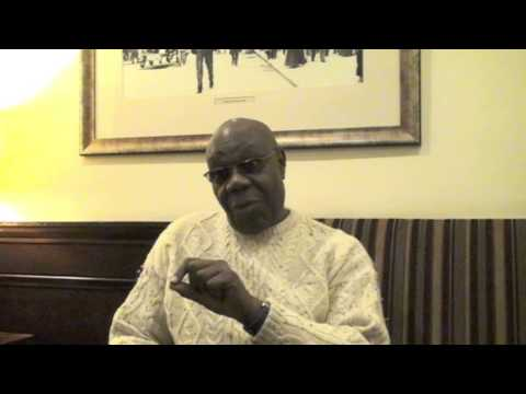 Manu Dibango Interview - 80th Birthday at The Barbican in London