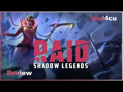 Raid: Shadow Legends. Review. Fantasy RPG. Обзор игры. Фентези РПГ.