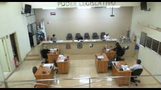 Discurso do presidente Alison de Souza Mares Rodrigues