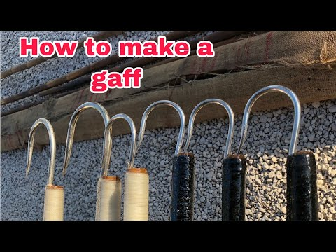 How To Make A Gaff