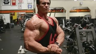 Deathly BACK WORKOUT consult your doctor before attempting | Calum Von Moger