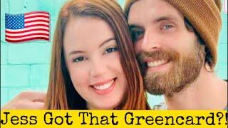 #90DAYFIANCE, LARISSA HELPS JESS GET A HUSBAND AND A GREEN CARD?!