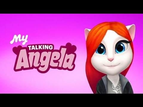 hack game my talking tom windows phone - Como Hackear My Talking Angela para Windows 10 Mobile [Dinheiro Infinito]