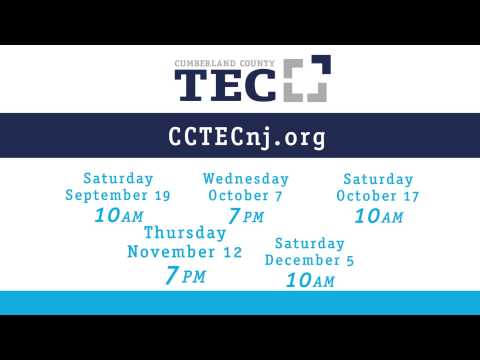 Cumberland County Technical Education Center :30 second Commericial
