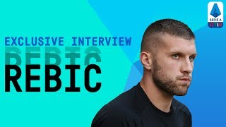 Milan's Derby Winner? | Milan Star Ante Rebic | Exclusive Interview | Serie A