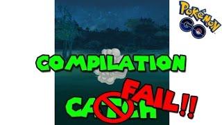 Pokemon Go Fail Compilation