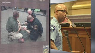 MPD training materials show knee-to-neck restraint similar to the one used on Floyd