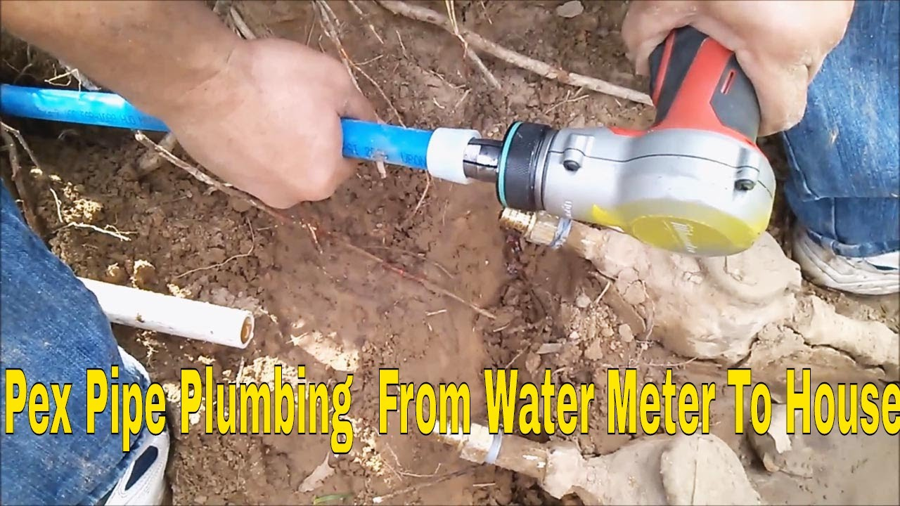 medium resolution of wiring a water meter