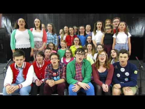 Ticket Out Of Loserville Cover  - LMP Loserville Cast