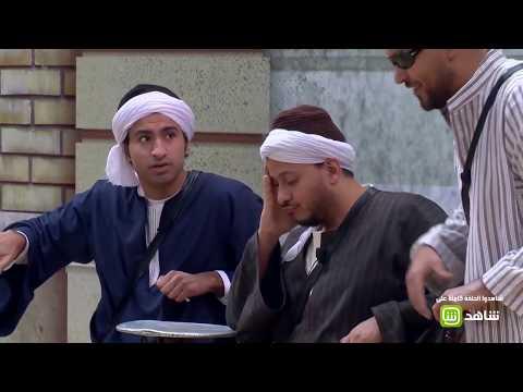 #مسرح_مصر | على طريقة 'على ربيع' الكوميدية .. تعلم ترد على من يطلب منك 'فلوس' !