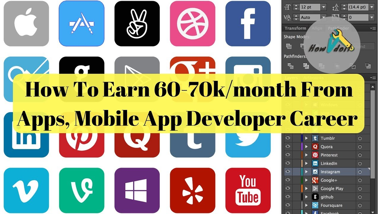 business idea for app developers | app maker | how to sell an app to