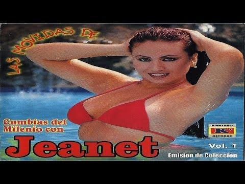 JEANET (JEANET BARBOZA) - LA SUPER MOVIDA