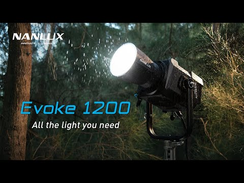 Nanlux Evoke 1200 LED Spot Light   ALL THE LIGHT YOU NEED!