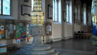 Wymondham Abbey, Norfolk