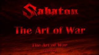 Sabaton - The Art of War (Lyrics English & Deutsch)