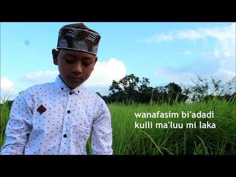 Daeren Okta Sholawat Nariyah Lyric Video