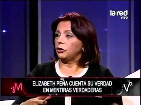 Elizabeth Peña se molesta con Fuentes al ser consultada por los cobros de sus servicios