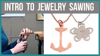 Sawing Your Own Metal Shapes - Beaducation.com