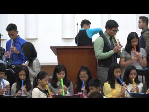 I Will Go (Recorder Instrumental) - Mountain View Baptist Bible Academy